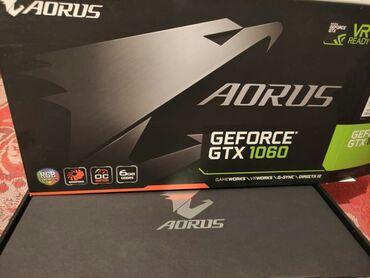AORUS GeForce GTX 1060 6GОдна из самых быстрых и тихих 1060 на рынке.6