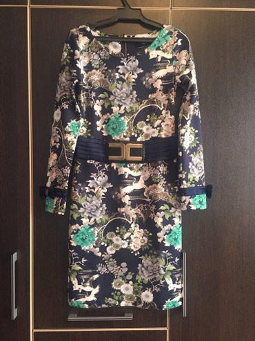 Турецкое платье фирмы stella, всего 2 раза одевала, размер 36, 1000с в Бишкек