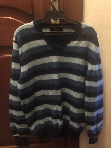 Продается мужской пуловер zara размер L, в отличном состоянии в Бишкек