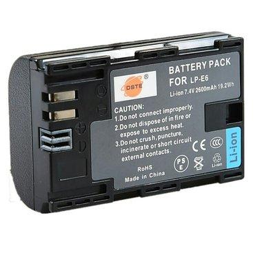 Аккумулятор для фотоаппаратов.от в Бишкек