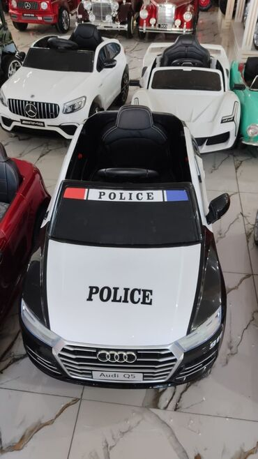 siqnal - Azərbaycan: ➜ Tip - Elektromobil ➜ Uşağın yaşı - 4-12 yaş ➜ Təkərləri - Rezin➜