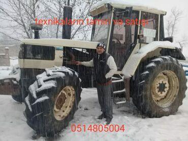 Трактор юто 404 - Азербайджан: Traktor satılır özüm təmir edirəm maşın təmiri traktor v.s kimə lazım