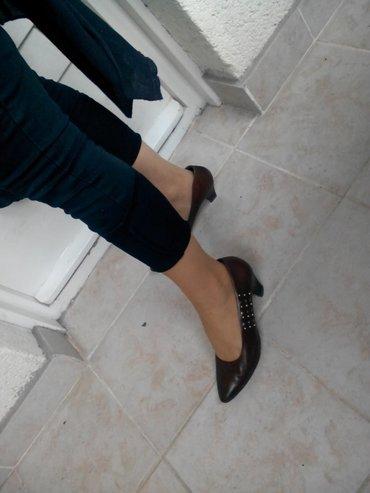 Cipele kozne braon - Beograd