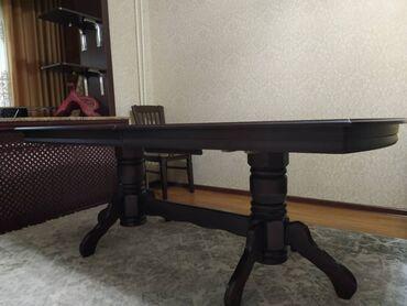 т т к н 2 класс в Кыргызстан: Продаю стол и 6 стулья. Кары жыгач натуральный. Состояние отличное. Ра