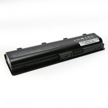 Baterija za laptop hp cq42 dm4 mu06 10. 8v 5200mahkompatibilnost:  - Beograd