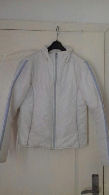 Jakne-zimske-za-sezonu - Srbija: Bele jakne, 3 za 500 din, S veličine