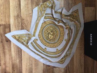 versace muzhskaja odezhda в Кыргызстан: Платок . Шелк . Versace vintage original Эксклюзив. Версаче, винтаж