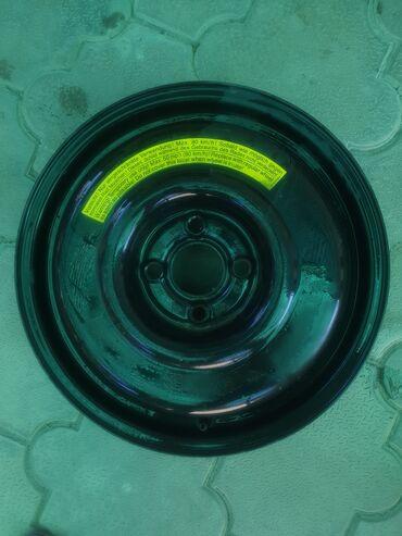 шины и диски в Кыргызстан: ПРОДАЮ диск таблетка без шины!