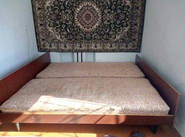 Продаю 2 односпальные кровати в Бишкек