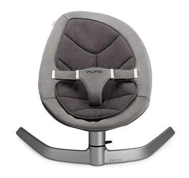 Шезлонг - качалка Nuna Leaf Классный помощник для укачивания ребёнка
