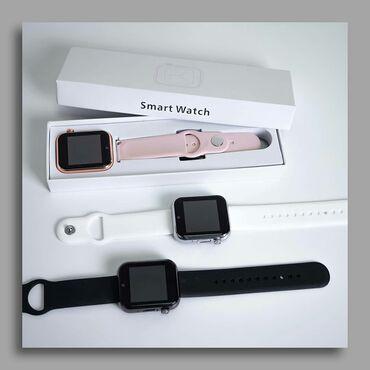 u z i в Кыргызстан: Смарт -Умные часы Z-6 с SIM картой и с картой памятью.SMART WHATCH Z