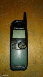 motorola cdma gsm в Азербайджан: Motorola - m3688 coxtan qalib. Zapzast kimi satilir