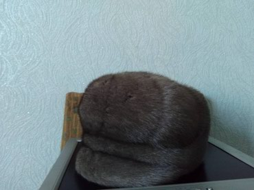 Норковая шапка в Шопоков