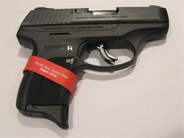 Ruger LC9s Ημιαυτόματο πιστόλι 9mm, ένα (1) x 7 σε Athens