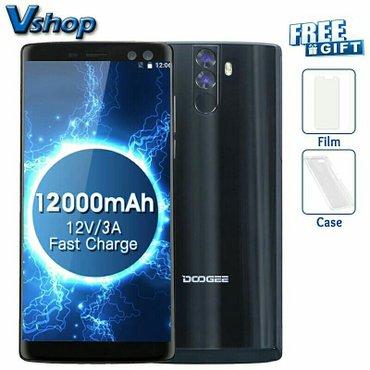 Doogee bl12000 telefonu - Bakı