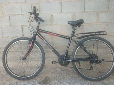 Спорт и хобби - Пригородное: Продаю ВелосипедВсе работает кроме одного тормозаВ комплекте ключ