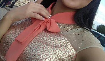длинные вечерние платья с длинным рукавом в Кыргызстан: ПРОДАЮ ПЛАТЬЯ ДЛИННЫЕ, турецкого производства.Цвет 1 платья: оранжевый