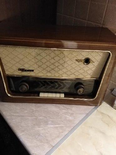 9285 oglasa: Stari radio pretvoren u sobnu lampu. Diskretno osvetljenje. U odlicnom