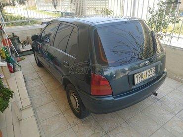 Toyota Starlet 1.3 l. 1999 | 240 km