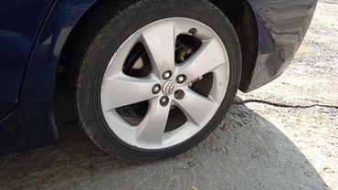 Шины и диски - Диаметр: 17 - Бишкек: Все 4 колеса в хорошем состоянии