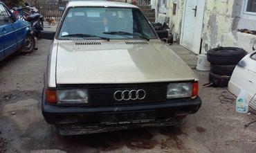 Audi 80 1986 - Valjevo