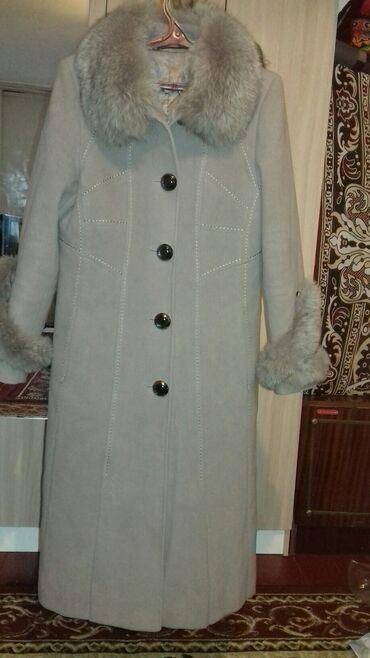 пальто лама в Кыргызстан: Пальто лама. В отличном состоянии