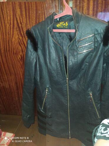 Женская курточка 46-48 размера состояние идеальное
