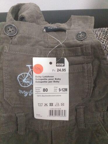 Garderoba - Srbija: Paket decije garderobe od 56 do 3godine, sve je novo