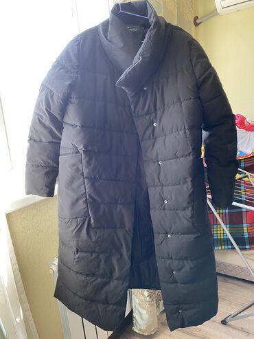 Куртка зимняя на 46-48 размер . Состояние хорошее 800 сом .ниже кол