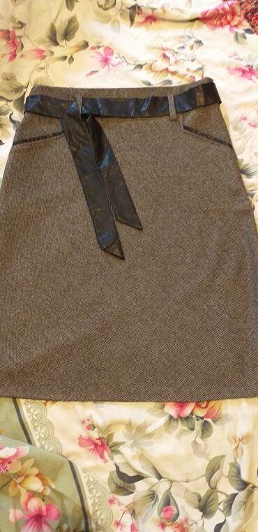 Личные вещи - Мыкан: Юупка жаны 48 .50 размер качествасы жакшы осений