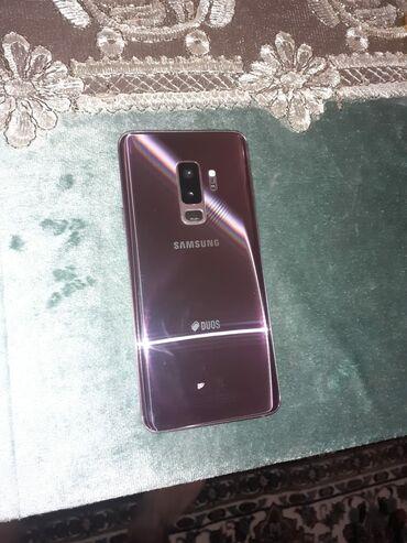 265 elan: Samsung Galaxy S9 Plus | 64 GB | Bənövşəyi | Zəmanət, Sensor, Barmaq izi