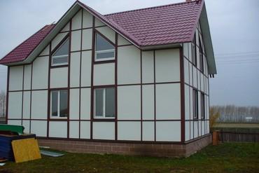 сборные гаражи в Кыргызстан: Строительство по каркасной технологии(канадская, финская, лстк)