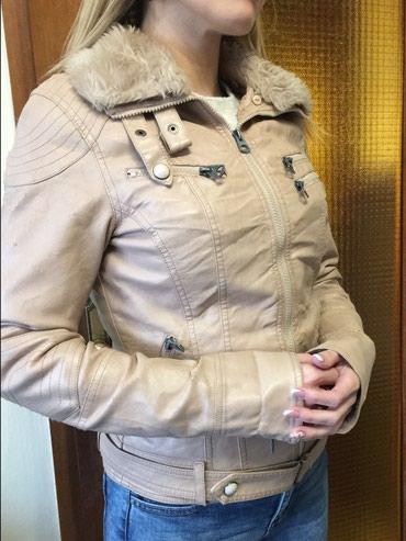 Jaknu - Srbija: Prodajem prolecnu jaknu,S velicina,u odlicnom stanju,puder roze