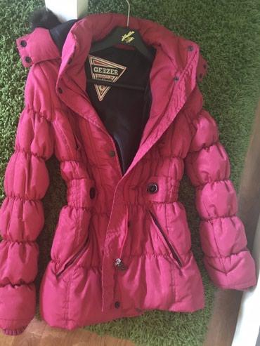 Pink roze jakna za S i M velicinu saljem post ekspresom samo 1800 din - Knic