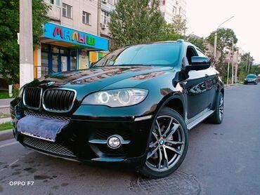 хаггис элит софт 4 цена бишкек в Кыргызстан: BMW X6 4.4 л. 2008   150000 км