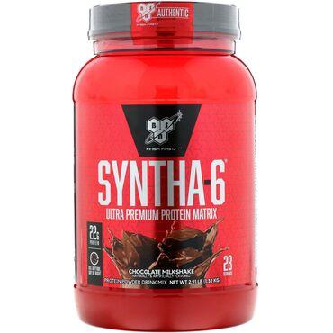 Для кого разработан протеин Syntha-6:Syntha-6 разработан для всех, кто