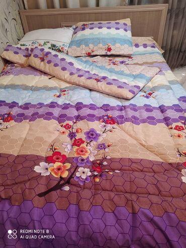 Декор для дома - Кыргызстан: Скидки! скидки! скидки!Теплые одеала в комплекте с простыню и с двумя