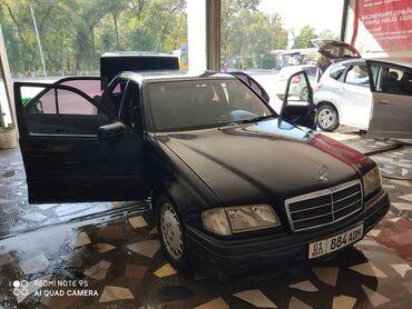 botilony esprit в Кыргызстан: Mercedes-Benz C-Class 2.3 л. 1997 | 205750 км