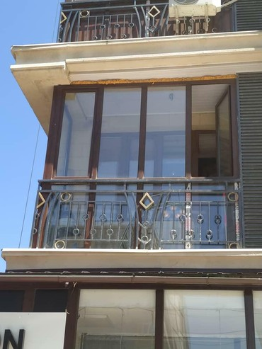 Окна в Бишкек