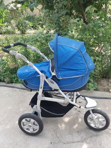 прогулочную коляску лёгкая и удобна в Кыргызстан: Продаю коляску трансформер Bebeton. В отличном состояние