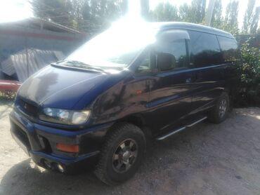 mitsubishi van в Кыргызстан: Mitsubishi Delica 3 л. 2000 | 215000 км