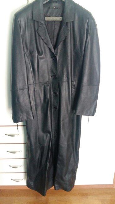 Δερματινο γυναικειο παλτο σε αριστη κατασταση φορεμενο ελαχιστα. σε Υπόλοιπο Αττικής - εικόνες 3