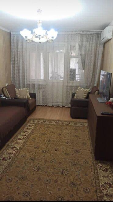 кафель в бишкеке in Кыргызстан   КАМЕНЩИКИ, КЛАДЧИКИ: 104 серия, 2 комнаты, 43 кв. м Без мебели