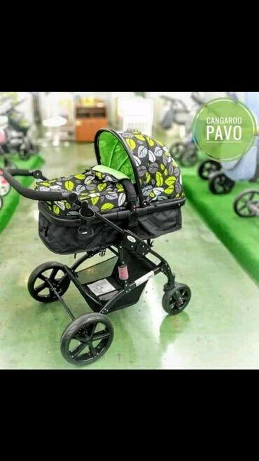 Bebi kolica - Srbija: Odlična kolica za bebe 🥰Cangaroo Pavo kolica 2u1 Poručite kod nas