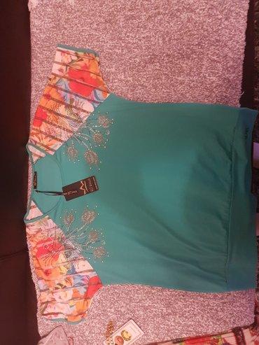 Bluza prelepa vel 50 nova sa etiketom - Arandjelovac