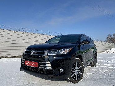 автомобиль тойота сиенна в Кыргызстан: Toyota Land Cruiser 2019