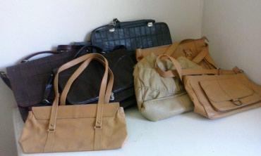 Ženske kožne torbice,novo,zamena razno - Beograd