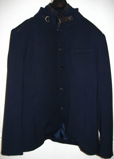 ZARA NAVY JACKET XL/XXL - Belgrade