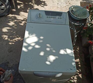 www megatao kg в Кыргызстан: Вертикальная Автоматическая Стиральная Машина Electrolux 5 кг