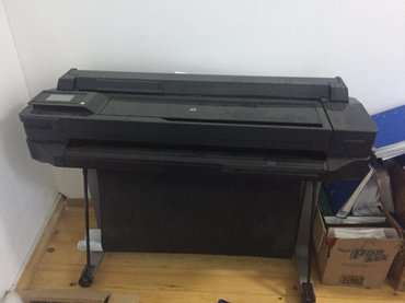 Printer hp designjet t520 в Гянджа - фото 2